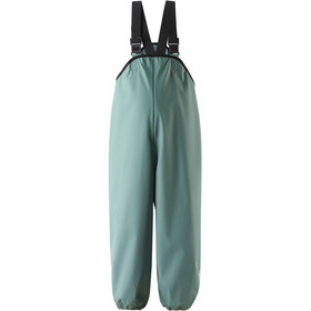 Reima Lammikko Pantalon imperméable Enfant, forest green